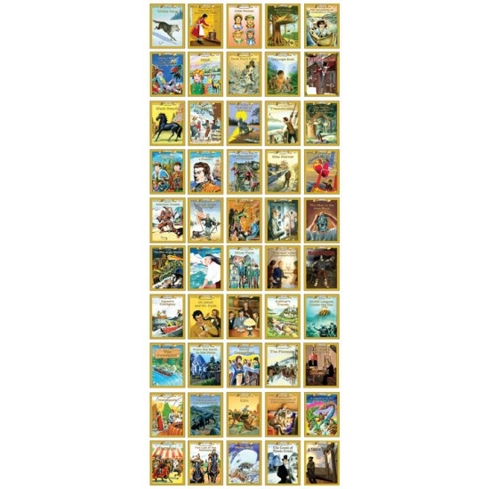 All 50 Levels 1 to 5 Audiobooks