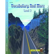 CLOZE Vocabulary and More Level 3