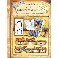 Town Mouse and Country Mouse, Pre-Writing (Lower Case)