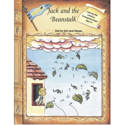 Jack and the Beanstalk, Dot-to-Dot and Mazes