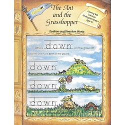 The Ant and The Grasshopper, Position and Direction