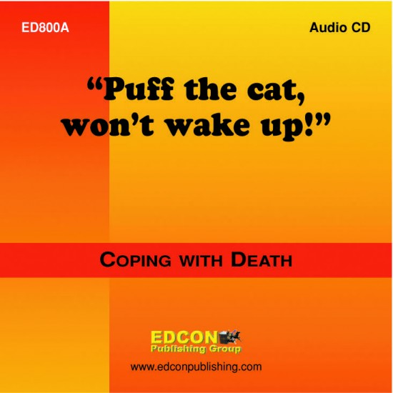 Puff the cat, won't wake up! Coping with Loss Resource