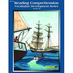 Reading Comprehension Reading Level 10.1-10.3 Printed Book