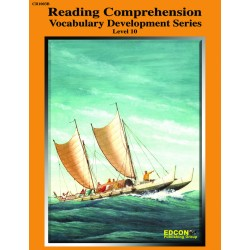 Reading Comprehension Reading Level 10.7-10.9 Printed Book