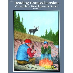 Reading Comprehension Reading Level 2.7-2.9 Printed Book