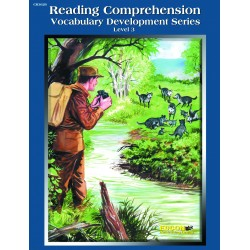 Reading Comprehension Reading Level 3.3-3.7 Printed Book