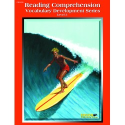 Reading Comprehension Reading Level 3.7-3.9 Printed Book