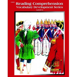 Reading Comprehension Reading Level 4.1-4.3 Printed Book