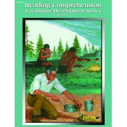 Reading Comprehension Reading Level 4.7-4.9 Printed Book