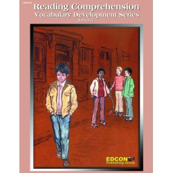 Reading Comprehension Reading Level 5.3-5.7 Printed Book