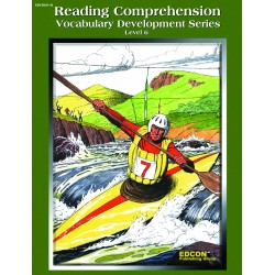 Reading Comprehension Reading Level 6.1-6.3 Printed Book