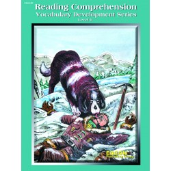 Reading Comprehension Reading Level 6.7-6.9 Printed Book
