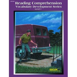 Reading Comprehension Reading Level 7.3-7.7 Printed Book