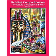 Reading Comprehension Reading Level 7.7-7.9 Printed Book