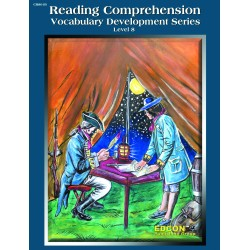 Reading Comprehension Reading Level 8.1-8.3 Printed Book