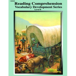 Reading Comprehension Reading Level 8.3-8.7 Printed Book