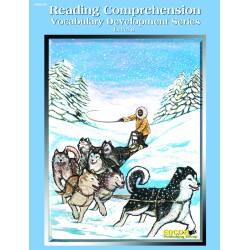 Reading Comprehension Reading Level 8.7-8.9 Printed Book