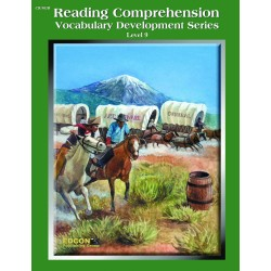 Reading Comprehension Reading Level 9.7-9.9 Printed Book