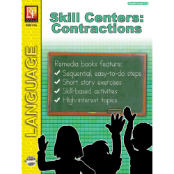 Skill Centers: Contractions  eBook