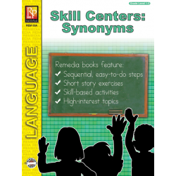 Skill Centers: Synonyms  eBook