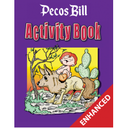 Core Skills and Classic Tales: Pecos Bill  Enhanced eBook