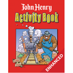 Core Skills and Classic Tales: John Henry  Enhanced eBook