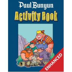 Core Skills and Classic Tales: Paul Bunyan  Enhanced eBook