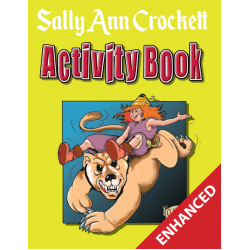Core Skills and Classic Tales: Sally Ann Crockett  Enhanced eBook