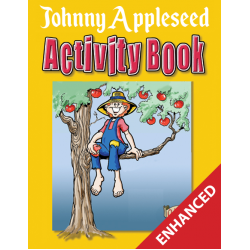 Core Skills and Classic Tales: Johnny Appleseed  Enhanced eBook
