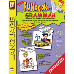 The FUNbook of Grammar Enhanced eBook