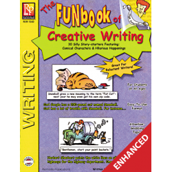 The FUNbook of Creative Writing  Enhanced eBook
