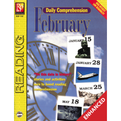 Daily Comprehension: February  Enhanced eBook