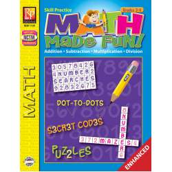 Math Made Fun!  Enhanced eBook
