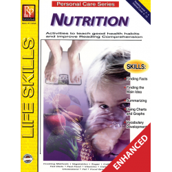 Personal Care Series: Nutrition  Enhanced eBook