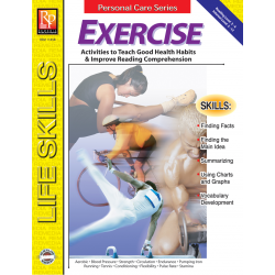 Personal Care Series: Exercise  eBook