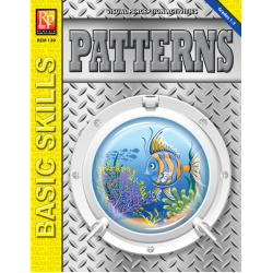 Visual Perception Activities: Patterns | eBook