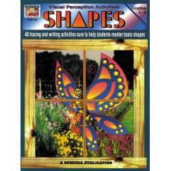 Visual Perception Activities: Shapes | eBook