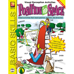 Visual Perception Activities: Position in Space | eBook