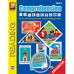 Comprehension Collection Grade 2 Enhanced eBook