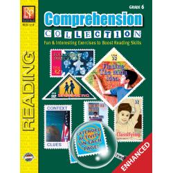 Comprehension Collection Grade 6 Enhanced eBook