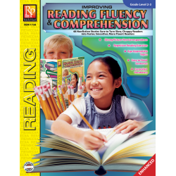 Improving Reading Fluency and Comprehension Grade 2-3 Enhanced eBook