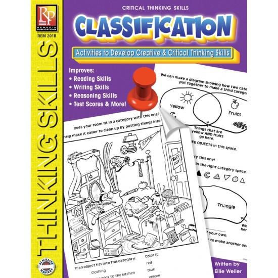 Critical Thinking Skills: Classification | eBook