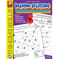 Critical Thinking Skills: Drawing Solutions | eBook