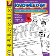 Critical Thinking Skills: Knowledge | eBook