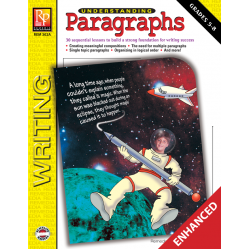 Writing Basics Series: Understanding Paragraphs | Enhanced eBook