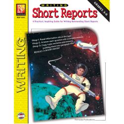 Writing Basics Series: Writing Short Reports  eBook