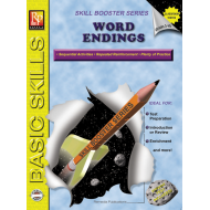 Skill Booster Series: Word Endings | eBook