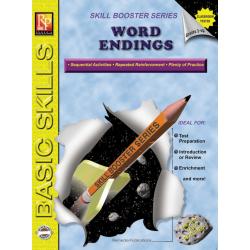 Skill Booster Series: Word Endings | eBook