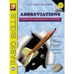 Skill Booster Series: Abbreviations | eBook