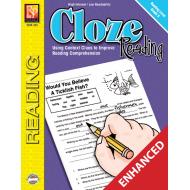 Cloze Reading Level 5 Enhanced eBook